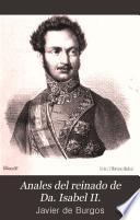 Annales del reinado de Da. Isabel II
