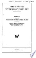 Annual report of the Attorney General