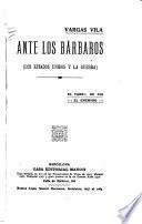 Ante los bárbaros