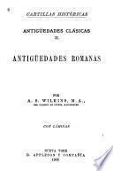 Antigüedades clásicas II.