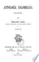 Antología colombiana