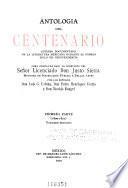 Antología del centenario