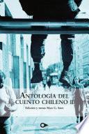 Antología del cuento chileno II