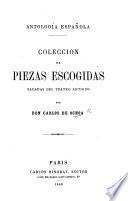 Antología española