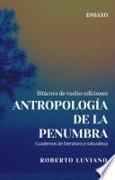 Antropología de la penumbra