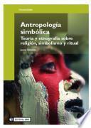 Antropología simbólica