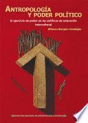 Antropología y poder político