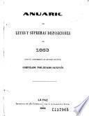 Anuario Administrativo