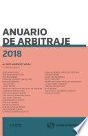 Anuario de arbitraje 2018