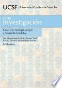 Anuario de ecología integral y desarrollo saludable