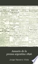 Anuario de la prensa argentina 1896