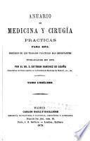Anuario de Medicina y Cirugía Prácticas