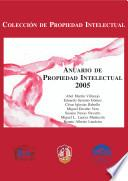 Anuario de Propiedad Intelectual 2005