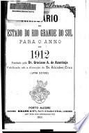 Anuario do Estado do Rio Grande do Sul
