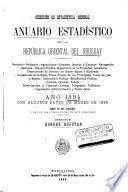 Anuario estadístico de la República Oriental del Uruguay