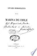 Anuario hidrográfico de la Marina de Chile