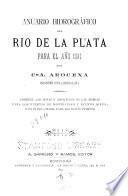 Anuario hidrografico del Rio de la Plata para el año 1891 ...