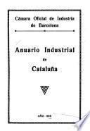 Anuario industrial de Cataluña