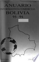 Anuario informativo comercial Bolivia