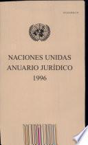 Anuario Jurídico de las Naciones Unidas 1996