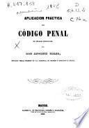 Aplicación práctica del código penal en cuadros sinópticos