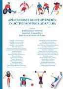 Aplicaciones de intervención en actividad física adaptada.