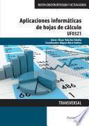 Aplicaciones informáticas de hojas de cálculo. Microsoft Excel 2016