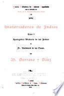 Apologética historia de las Indias