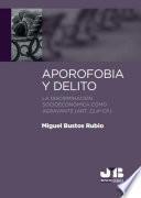 Aporofobia y delito