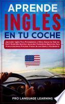 Aprende Inglés en tu Coche
