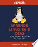 Aprende Linux en 5 dias