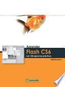 Aprender Flash CS6 con 100 ejercicios prácticos