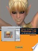 Aprender retoque fotográfico con Photoshop CS4 con 100 ejercicios prácticos