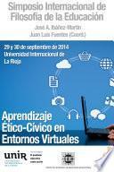 Aprendizaje Ético-Cívico en Entornos Virtuales