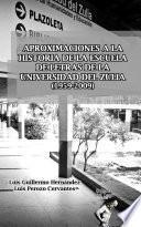 APROXIMACIONES A LA HISTORIA DE LA ESCUELA DE LETRAS DE LA UNIVERSIDAD DEL ZULIA (1959-2009)