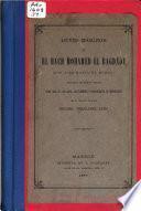 Apuntes biográficos de El Hach Mohamed El Bagdády (Don José Maria de Murga)