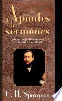 Apuntes de sermones