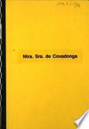 Apuntes históricos sobre el santuario de Ntra. Sra. de Covadonga