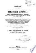 Apuntes para una biblioteca española de libros, folletos y artículos, impresos y manuscritos, relativos al conocimiento y explotación de las riquezas minerales y á las ciencias auxiliares...: T. 2