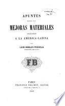 Apuntes sobre los mejores materiales aplicables a la América-Latina