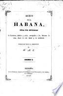 Archivo de la Habana