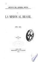 Archivo del general Mitre ...