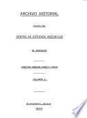 Archivo historial
