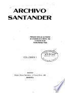 Archivo Santander