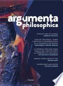 Argumenta philosophica 2019/2