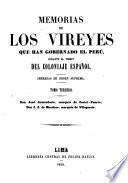 Armendaris, marqués de Castel-Fuerte [1736]; J. A. de Mendoza, marqués de Villagarcia [1745