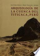 Arqueología de la cuenca del Titicaca, Perú