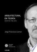 Arquitectura, en teoría