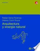 Arquitectura y energía natural