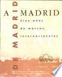 Arreglo de Madrid : cien anos de marcas internationales ; 1891 - 1991